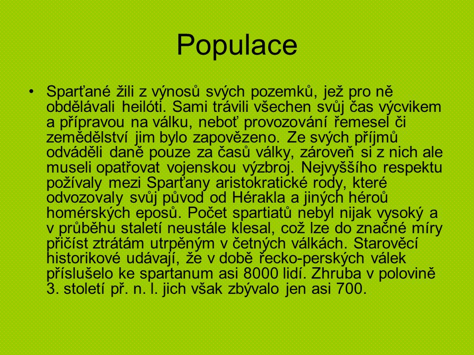Populace
