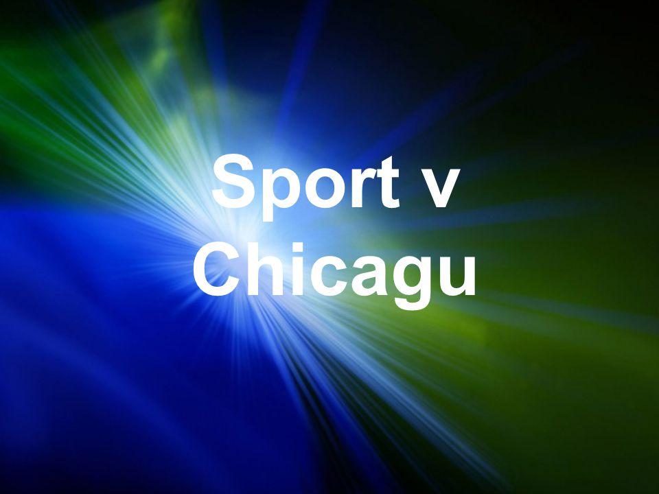 Sport v Chicagu