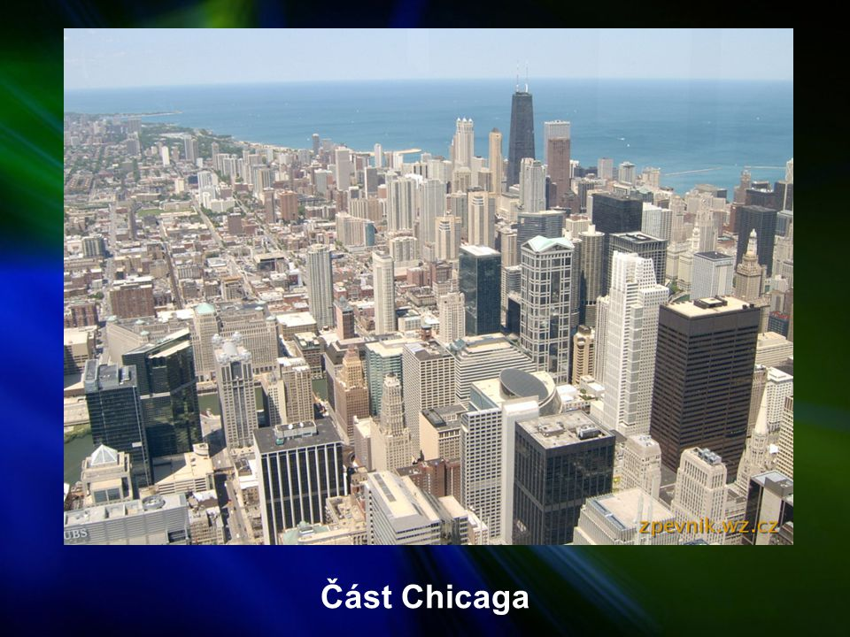 Část Chicaga