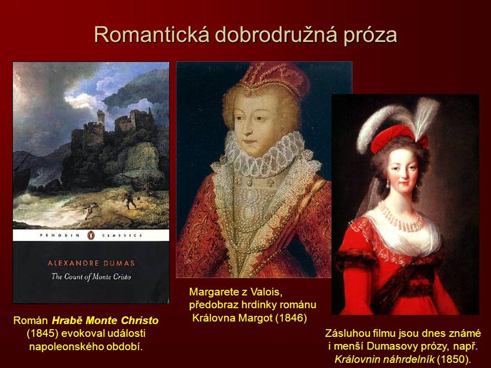 Romantická dobrodružná próza