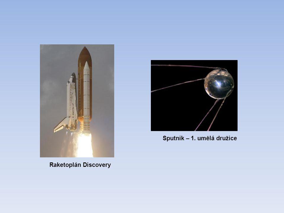 Sputnik – 1. umělá družice