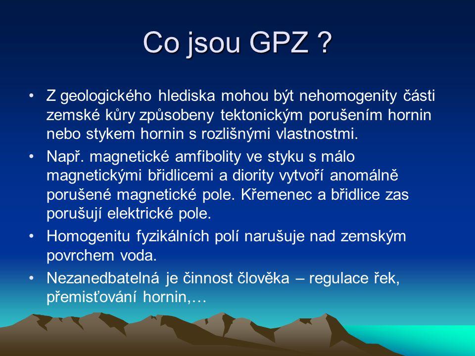 Co jsou GPZ