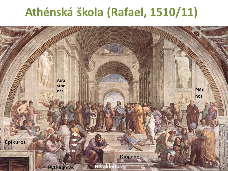 Athénská škola (Rafael, 1510/11)