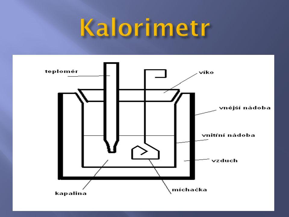 Kalorimetr