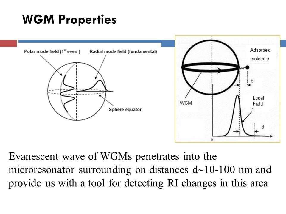 WGM Properties