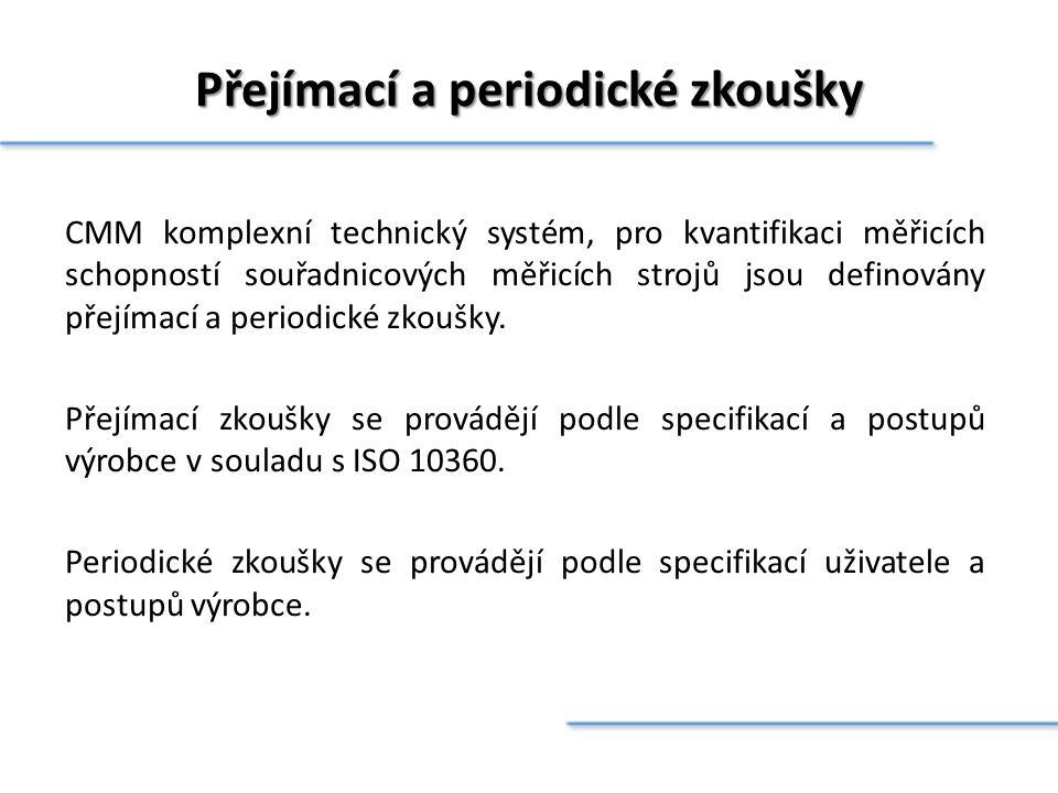 Přejímací a periodické zkoušky