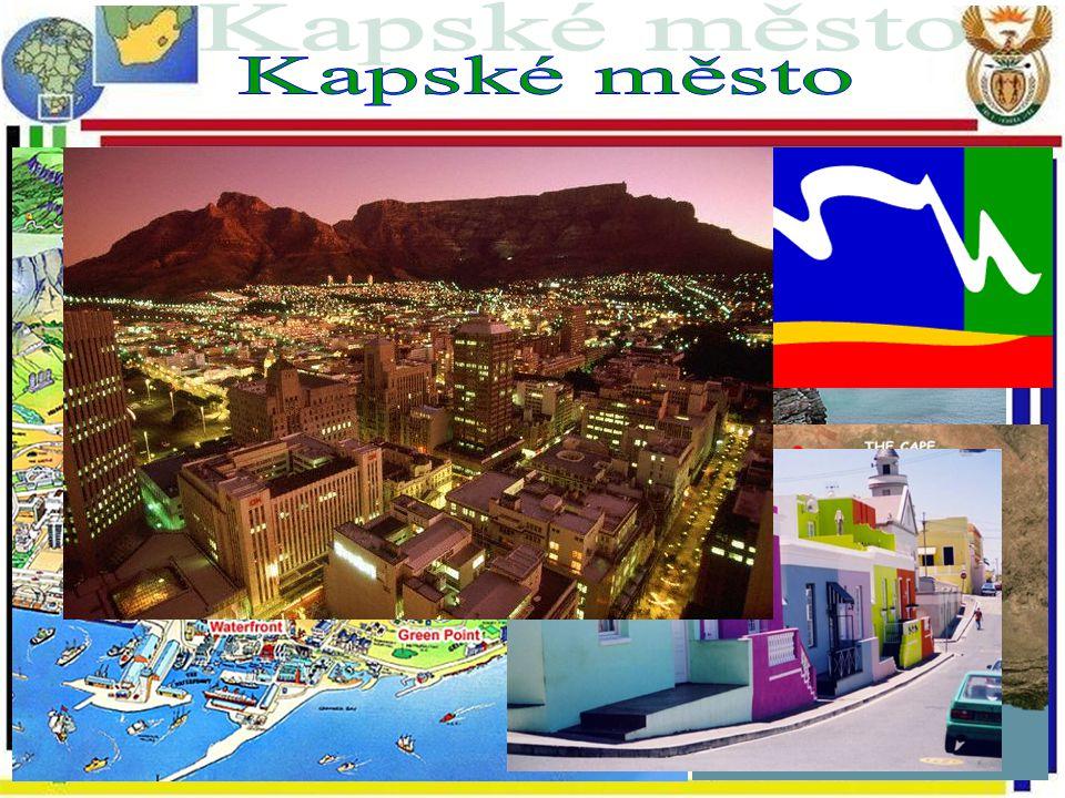 Kapské město Legislativní hlavní město