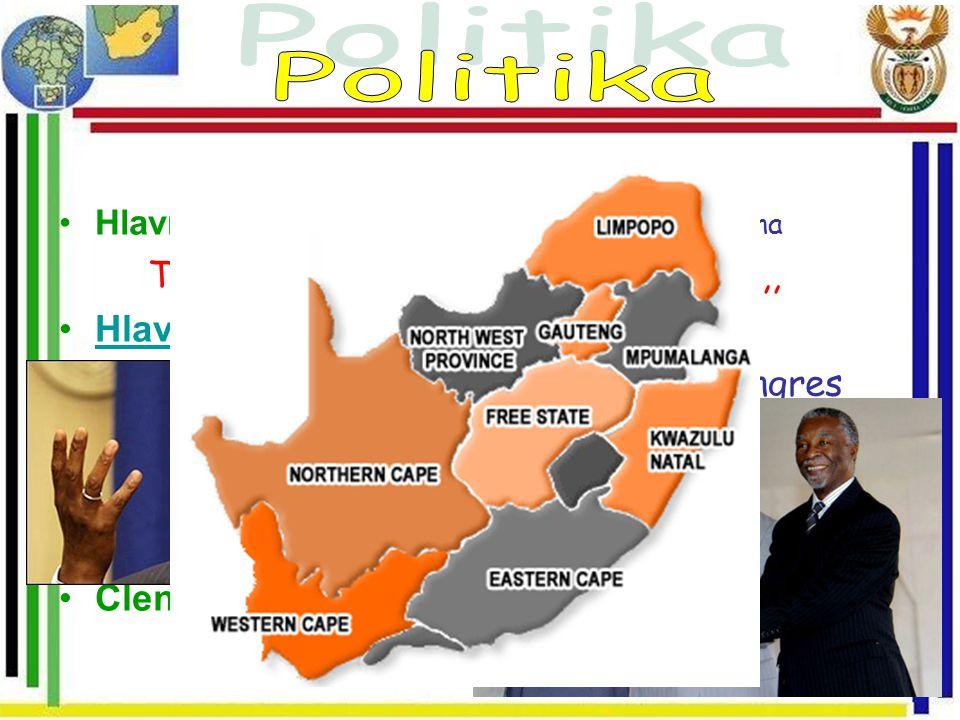 Politika Tshwane-,, jsme stejný, malá opice ,,