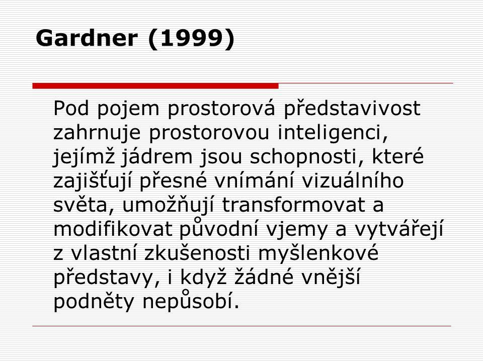 Gardner (1999)