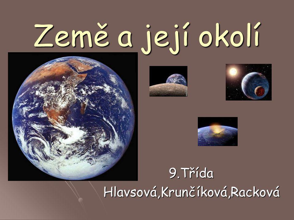 9.Třída Hlavsová,Krunčíková,Racková