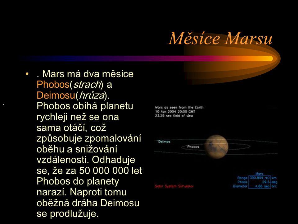 Měsíce Marsu