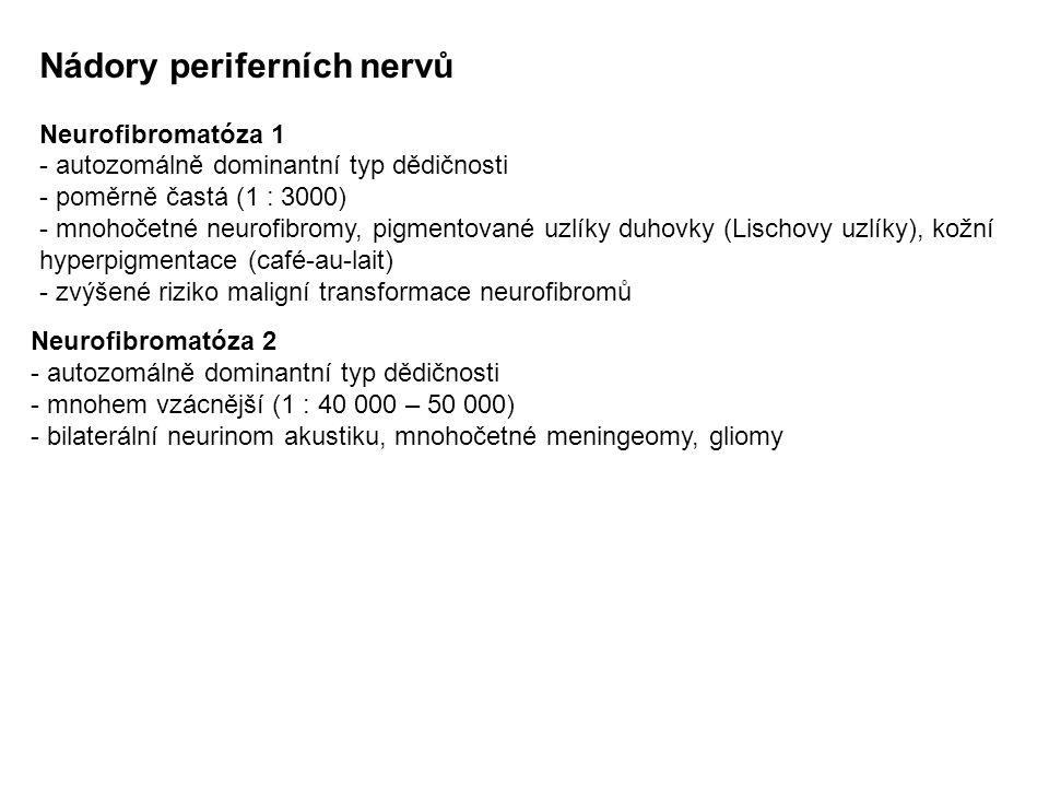 Nádory periferních nervů