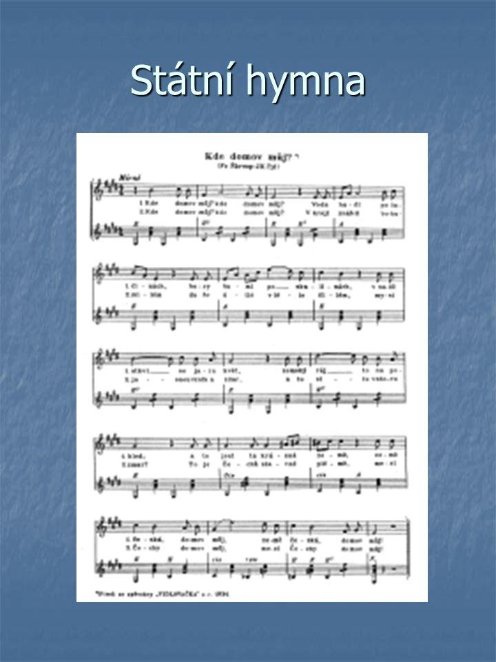 Státní hymna