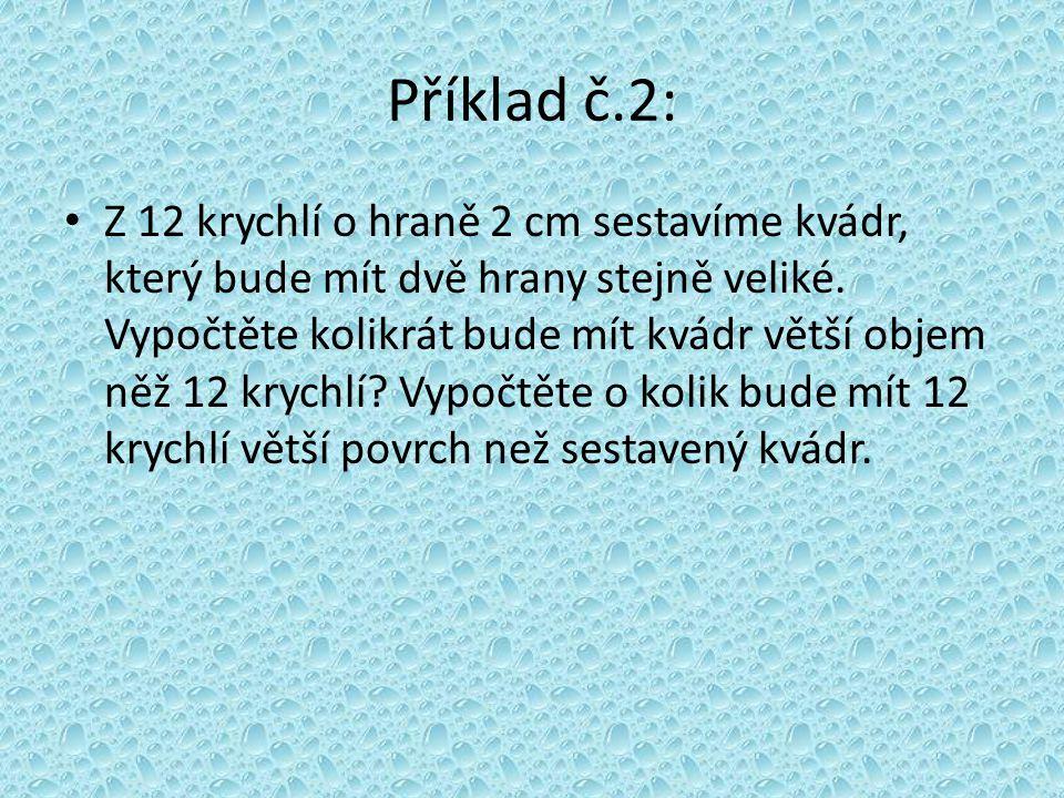 Příklad č.2: