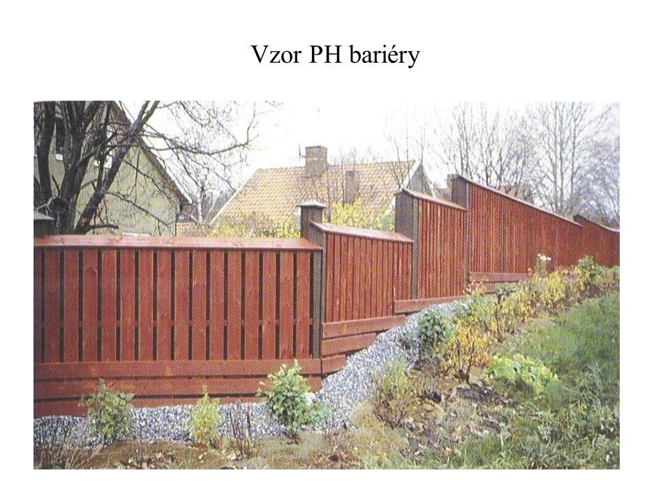 Vzor PH bariéry