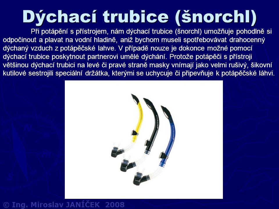 Dýchací trubice (šnorchl)