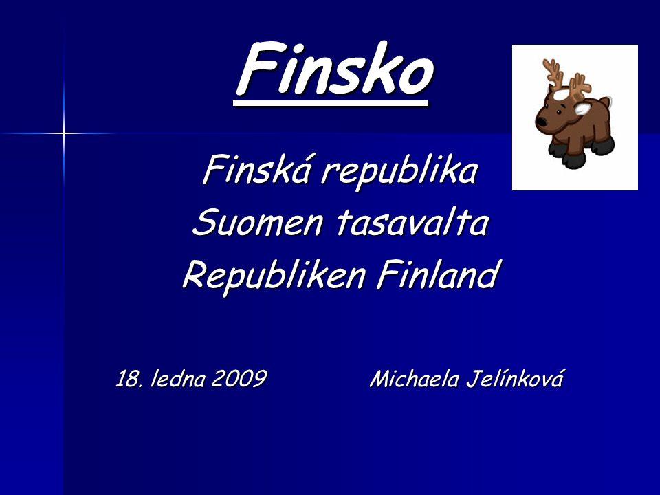 18. ledna 2009 Michaela Jelínková