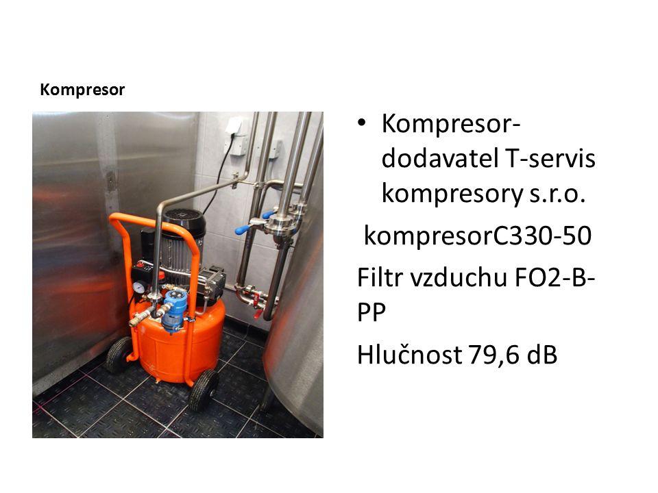 Kompresor-dodavatel T-servis kompresory s.r.o.
