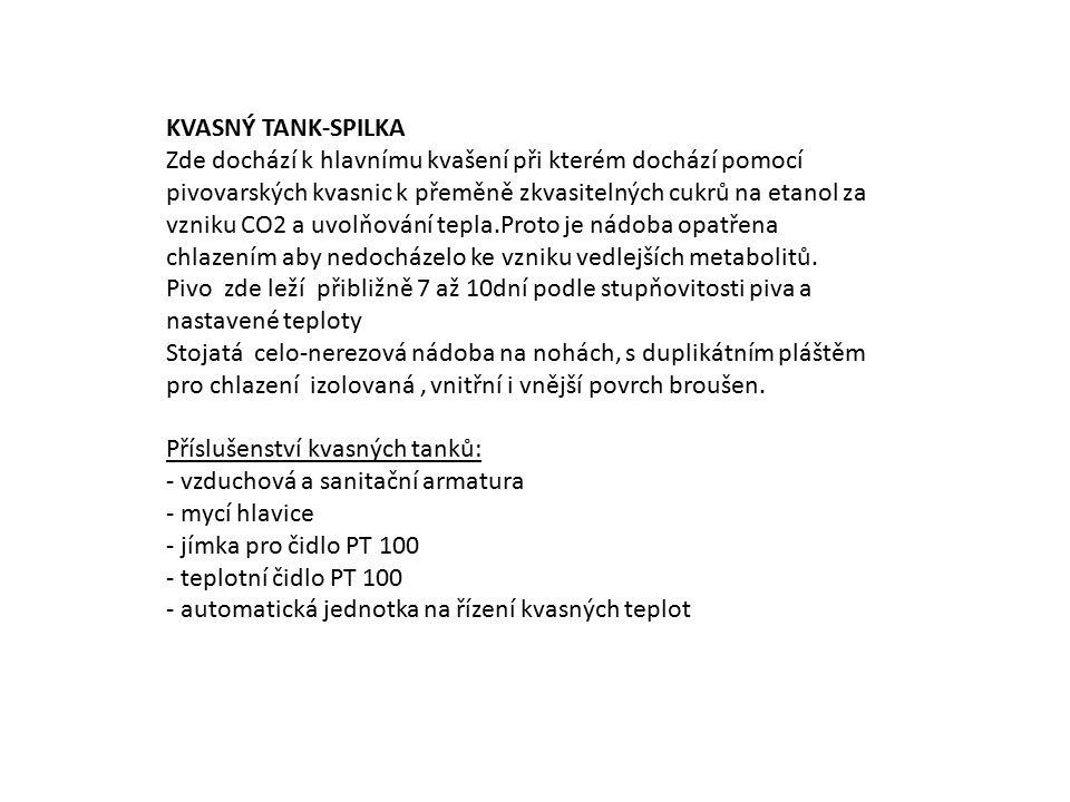 KVASNÝ TANK-SPILKA
