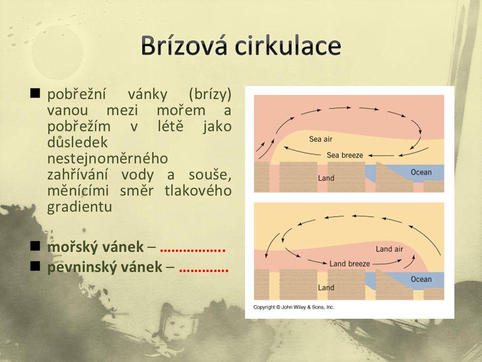 Brízová cirkulace