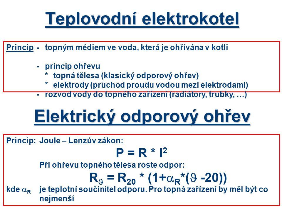 Teplovodní elektrokotel