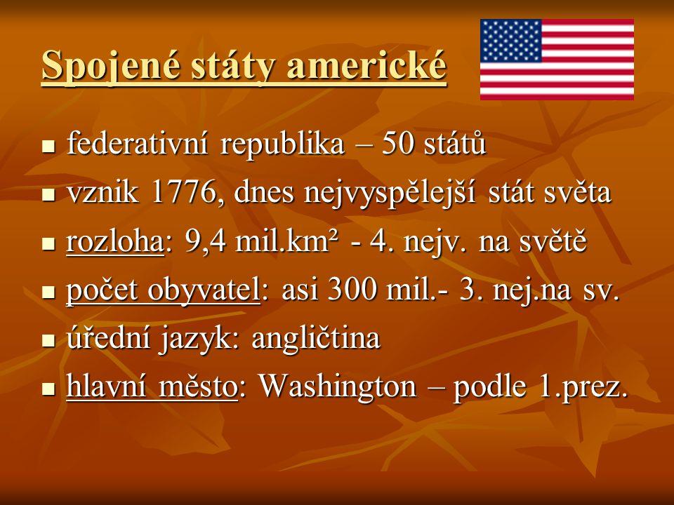 Spojené státy americké