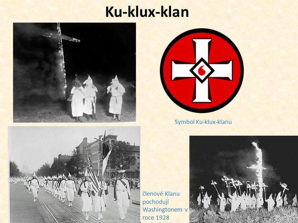 Ku-klux-klan Symbol Ku-klux-klanu