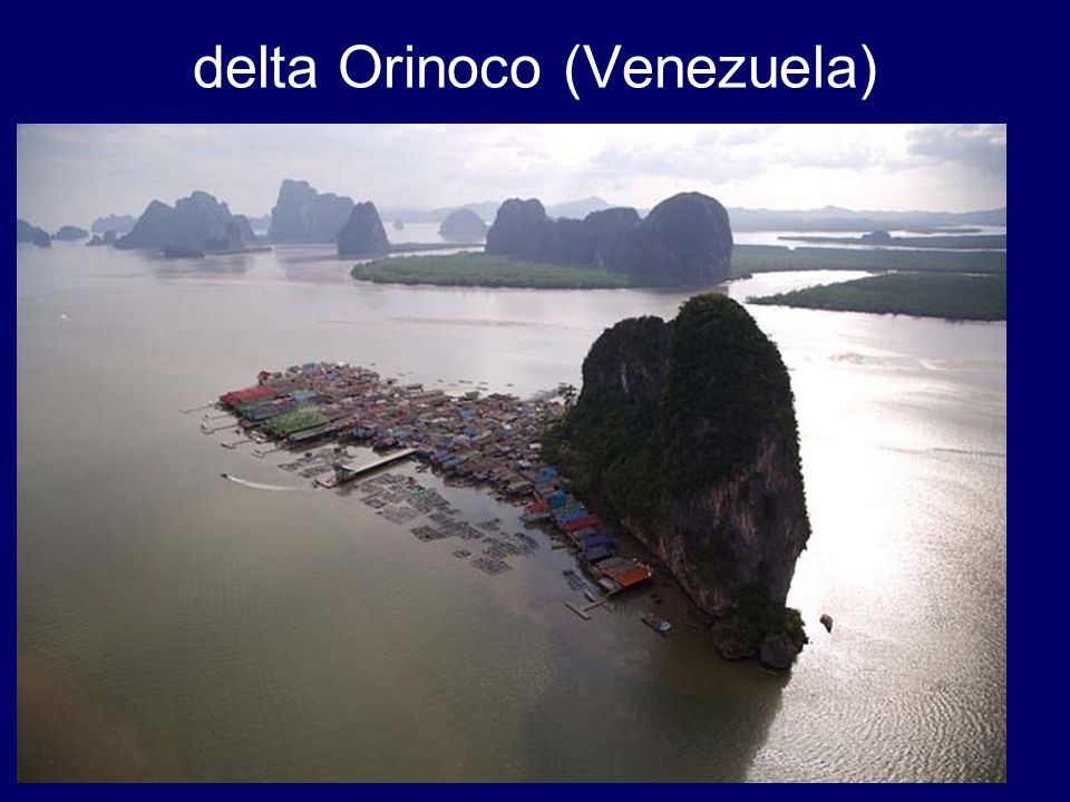 delta Orinoco (Venezuela)