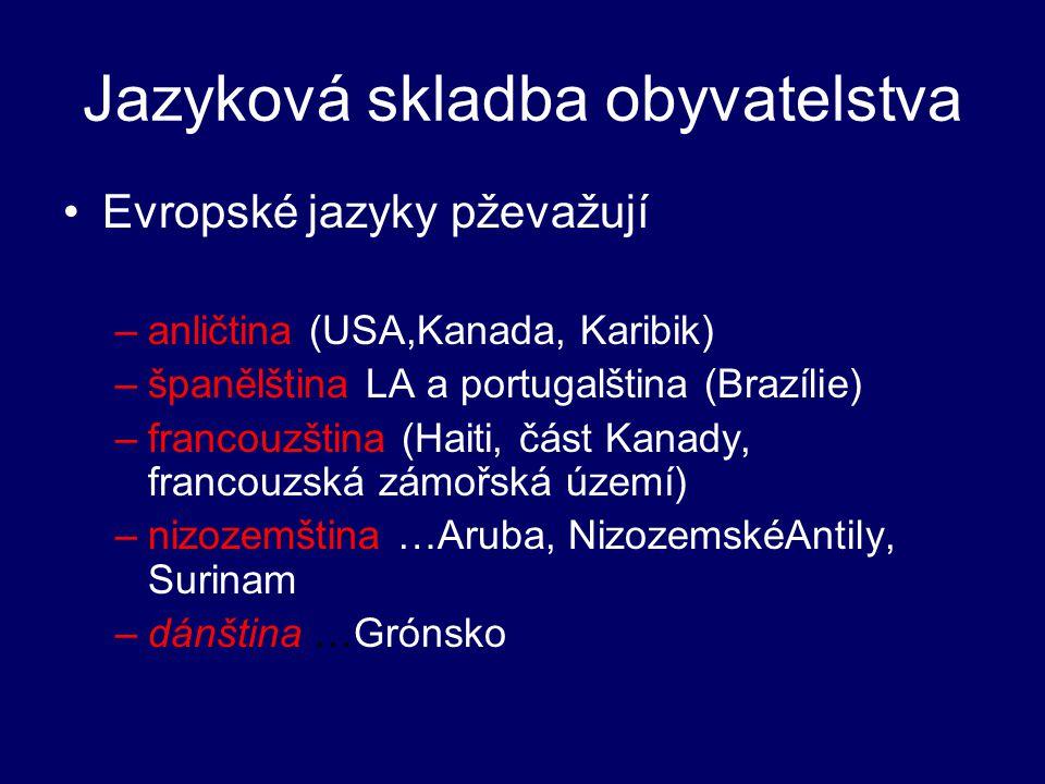 Jazyková skladba obyvatelstva