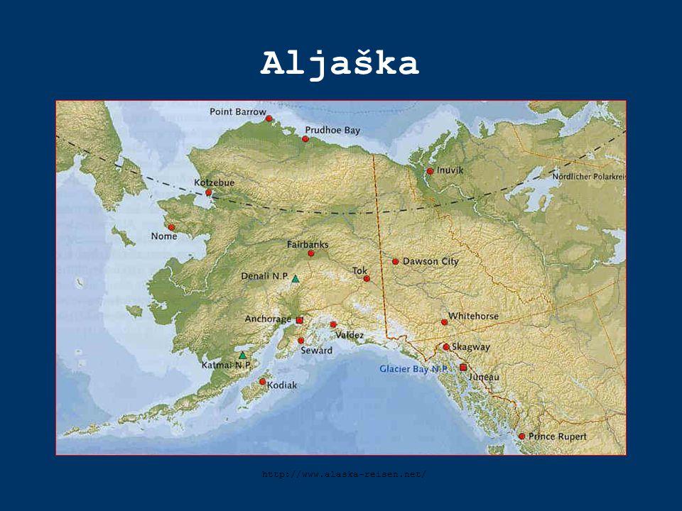 Aljaška http://www.alaska-reisen.net/