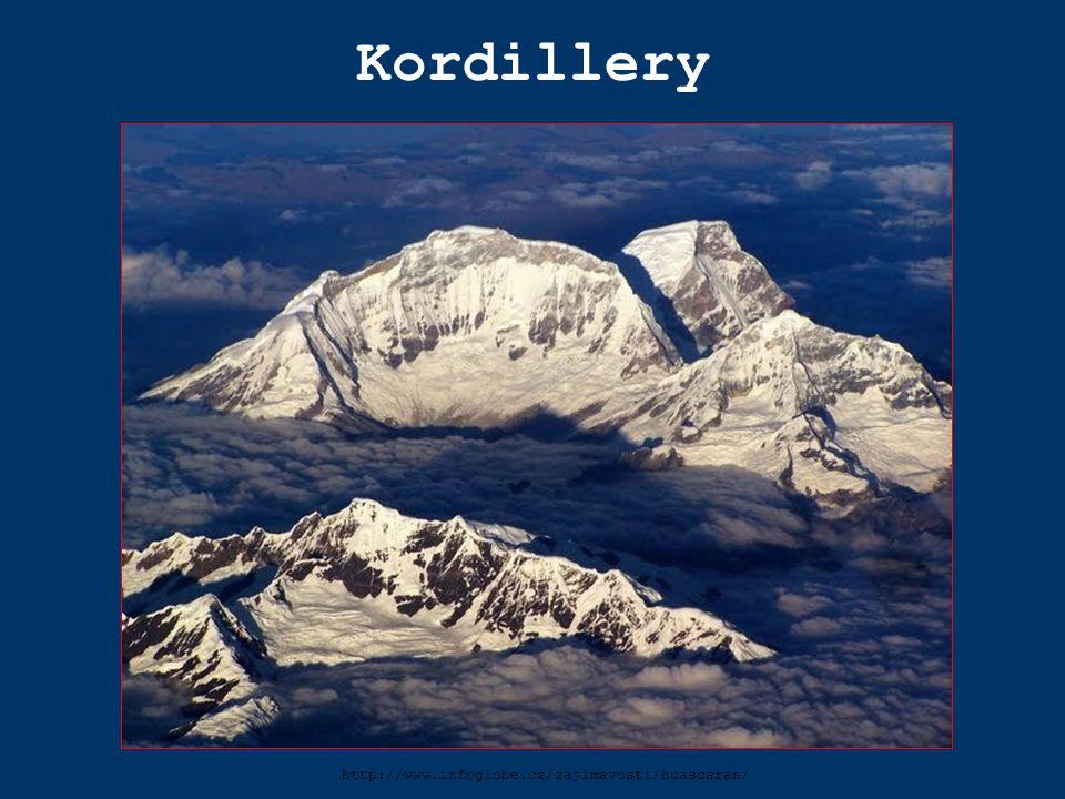 Kordillery http://www.infoglobe.cz/zajimavosti/huascaran/