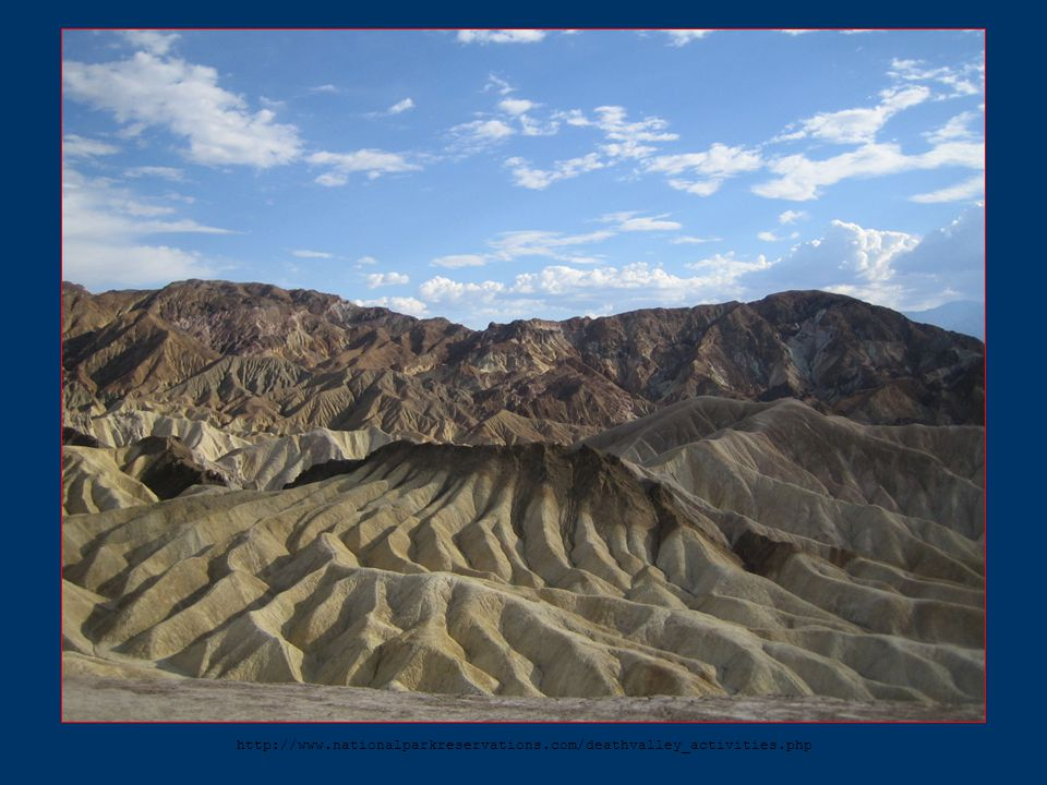 http://www.nationalparkreservations.com/deathvalley_activities.php