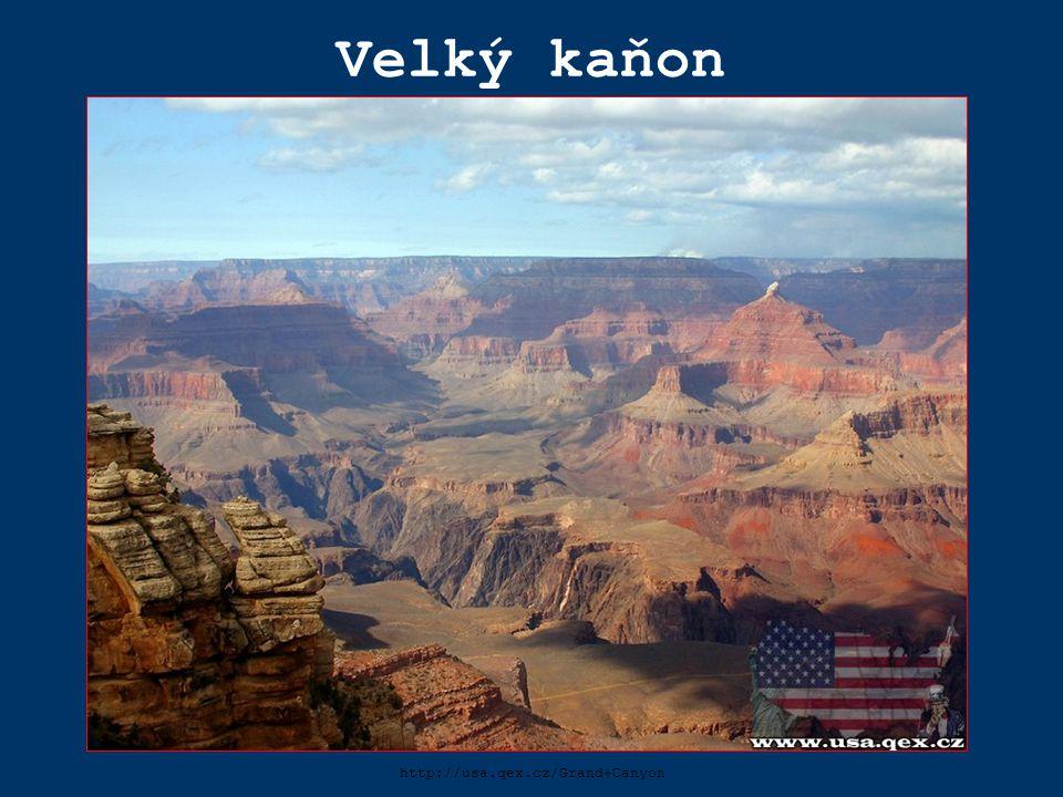 Velký kaňon http://usa.qex.cz/Grand+Canyon
