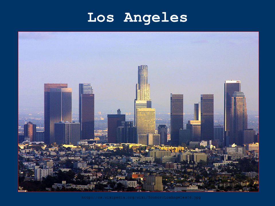 Los Angeles http://cs.wikipedia.org/wiki/Soubor:LosAngeles06.jpg