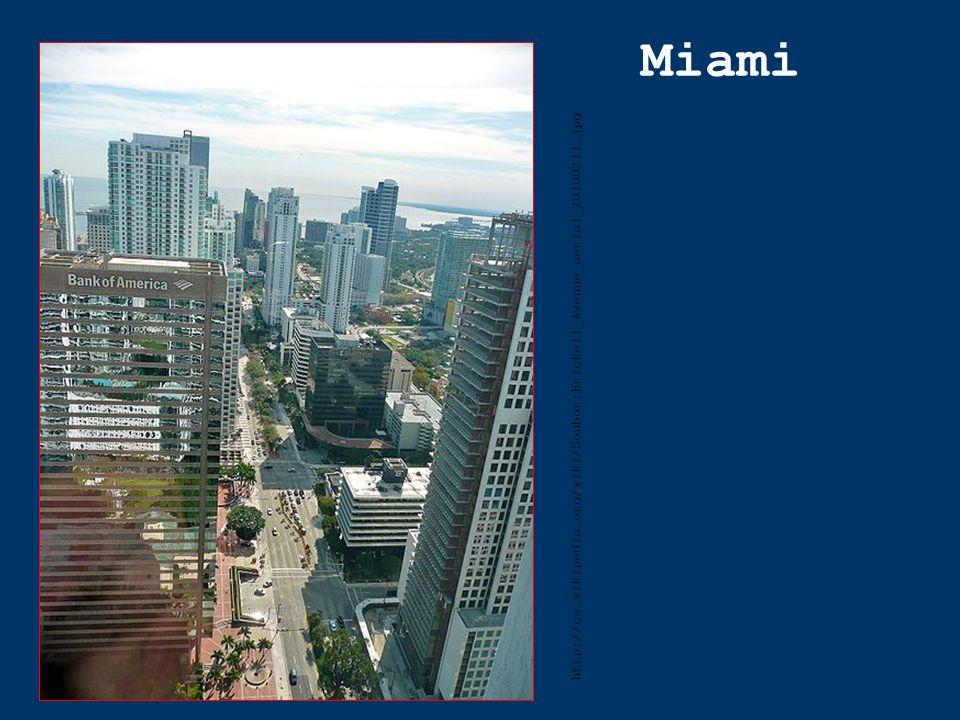 Miami http://cs.wikipedia.org/wiki/Soubor:Brickell_Avenue_aerial_20100211.jpg