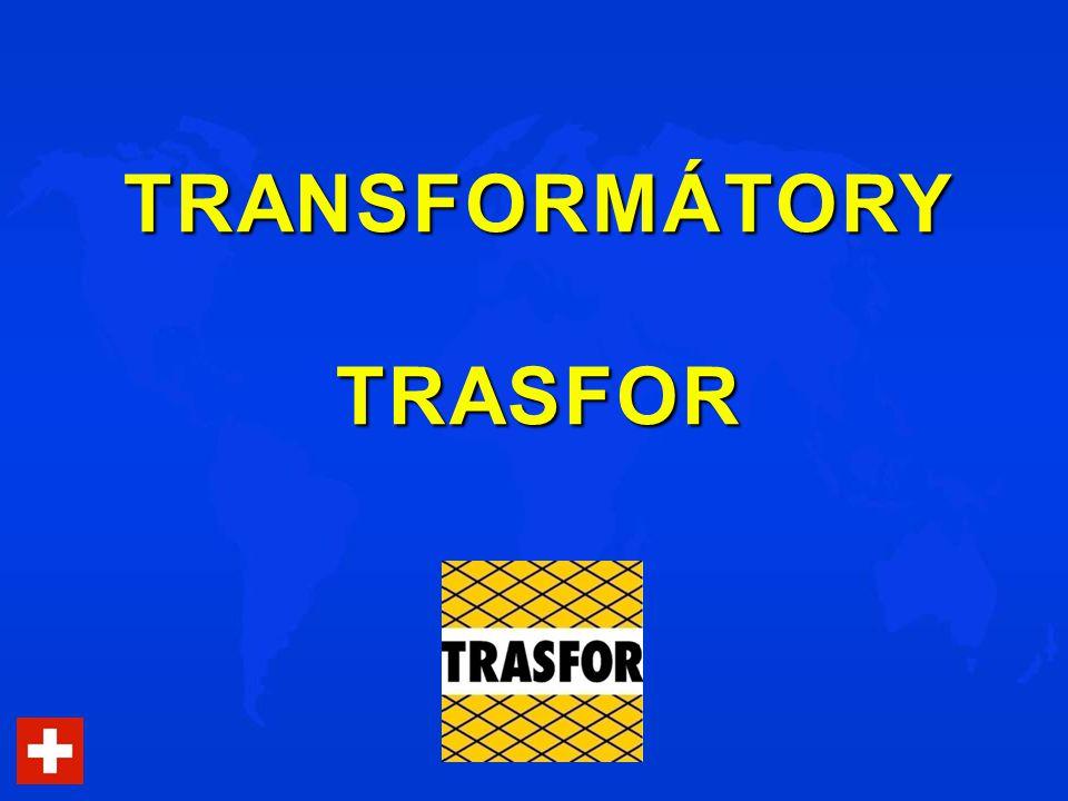 TRANSFORMÁTORY TRASFOR