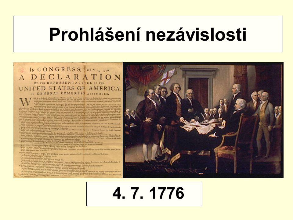 Prohlášení nezávislosti