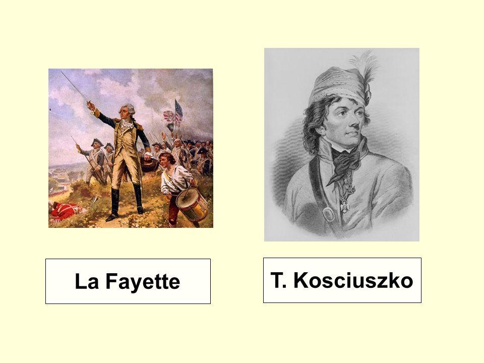La Fayette T. Kosciuszko