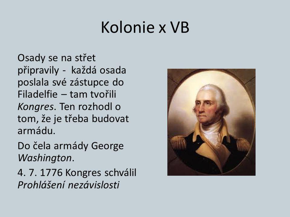 Kolonie x VB