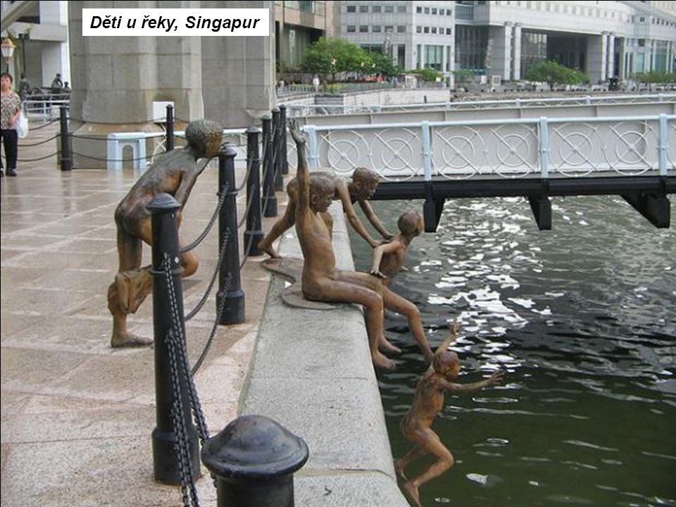Děti u řeky, Singapur