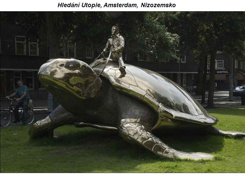Hledání Utopie, Amsterdam, Nizozemsko