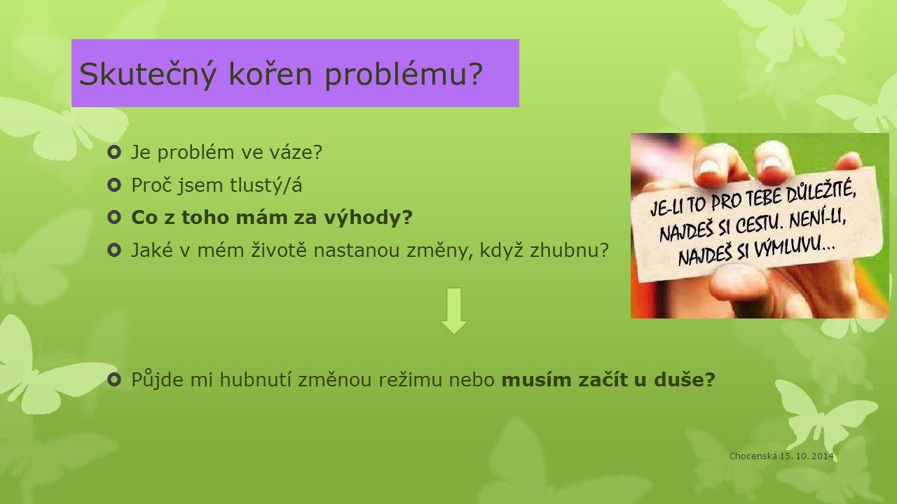 Skutečný kořen problému