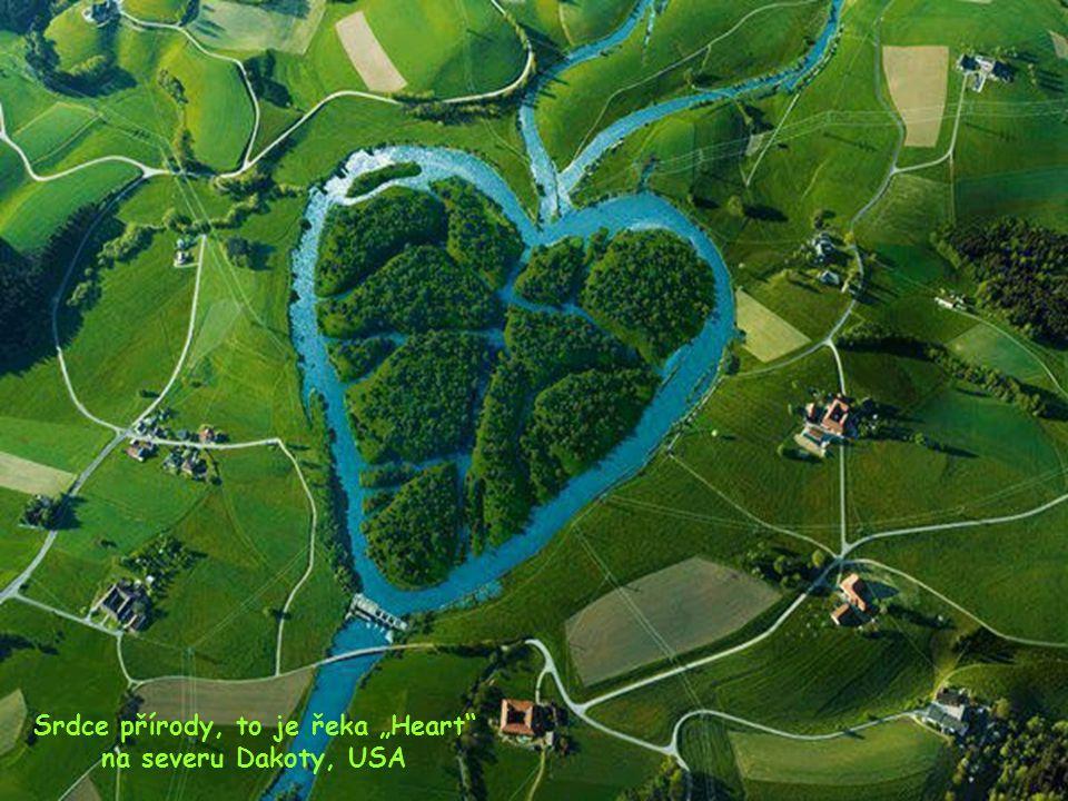 """Srdce přírody, to je řeka """"Heart"""