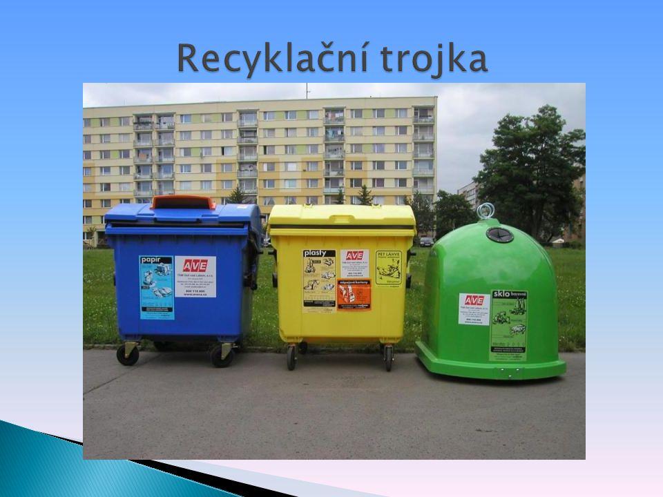 Recyklační trojka