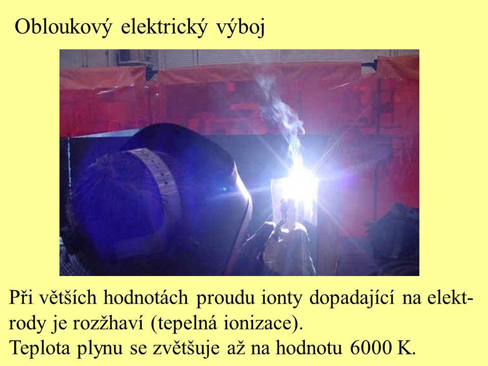 Obloukový elektrický výboj