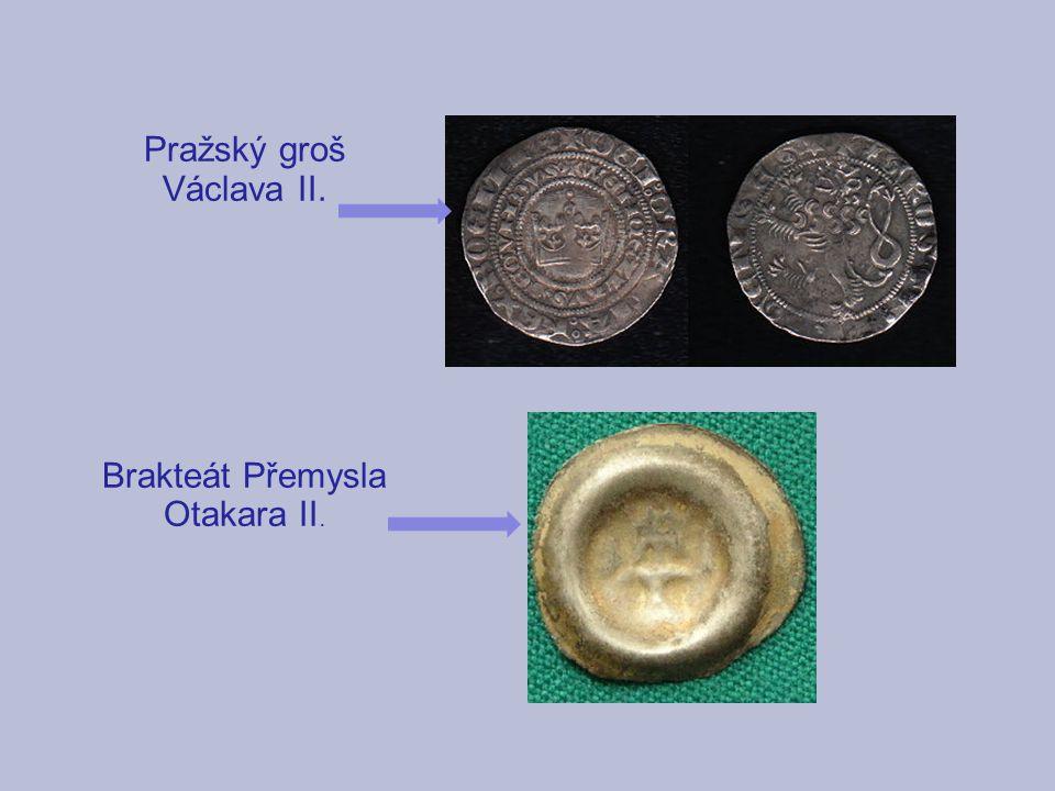 Pražský groš Václava II.
