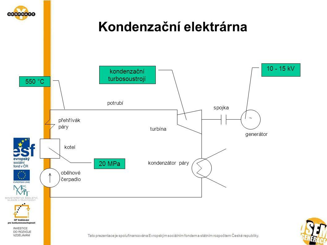 Kondenzační elektrárna