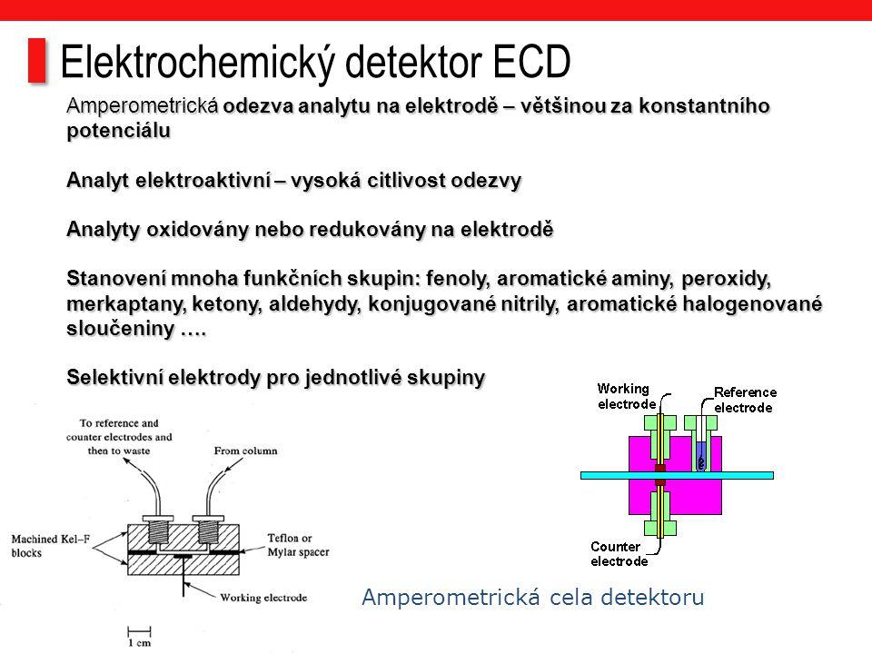 Elektrochemický detektor ECD