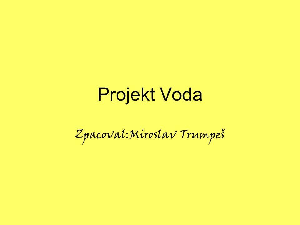 Zpacoval:Miroslav Trumpeš