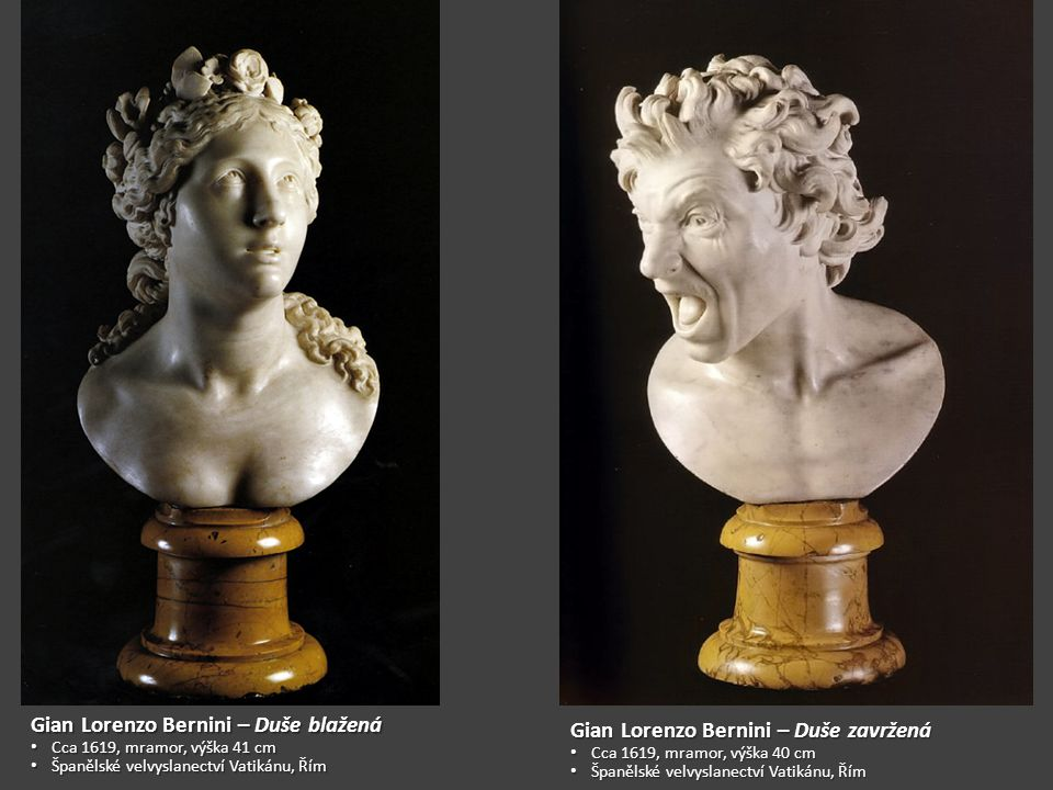 Gian Lorenzo Bernini – Duše blažená